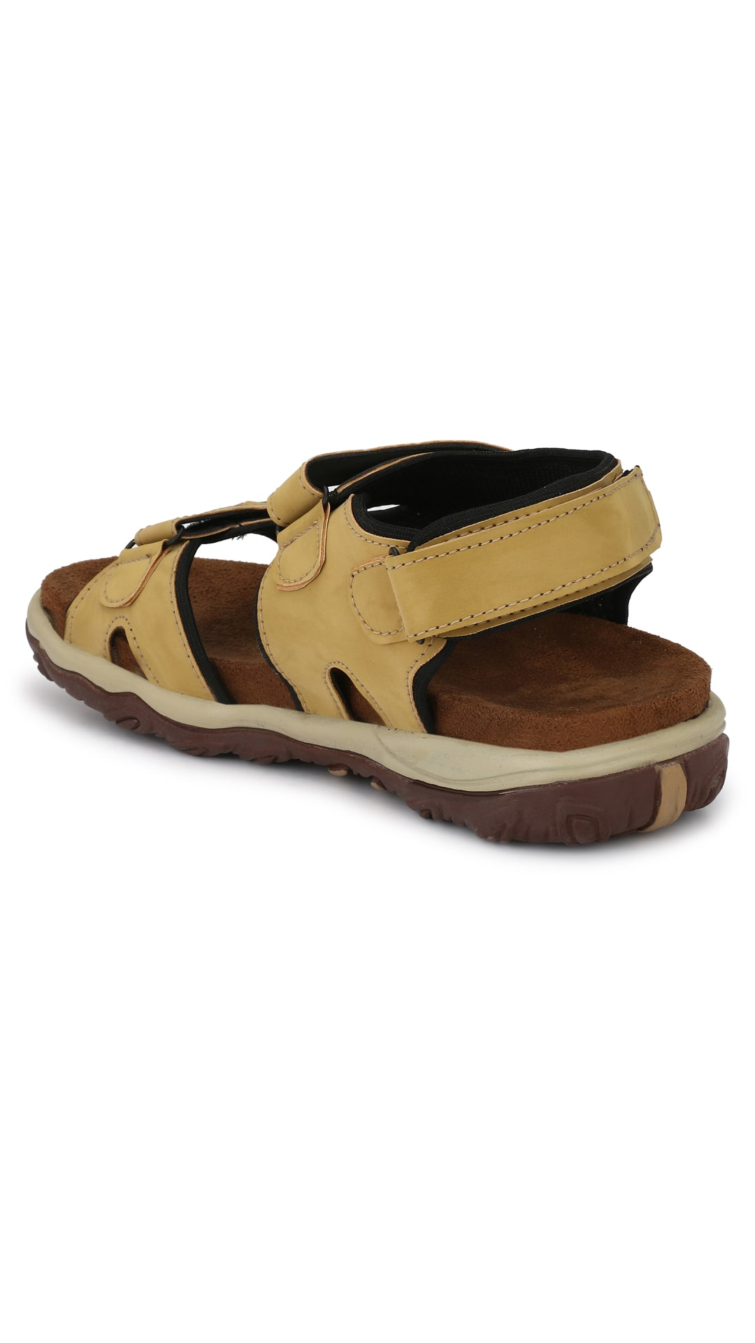 882b824dde85 Buy WOODSTONE XOX YELLOW SANDALS SANDALS FOR MEN Online at Low Prices in  India - Paytmmall.com