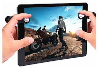 Tablet Game Controller Shooting and Trigger Fire Buttons L1R1 Mobile for iPad # TechWorld