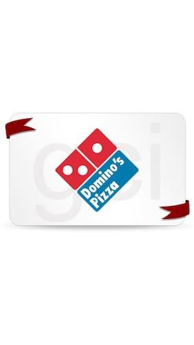 Domino's Pizza Gift Voucher