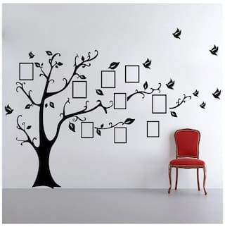 Decor Kafe Photo Frame Tree Wall Decal