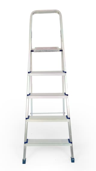 Dolphin Aluminium Pro 4 Steps Folding Ladder