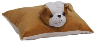 "Amardeep Fun Pillow ""BULLDOG"" 40cms"