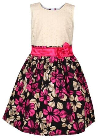 Arshia Fashions Girls party Wear Frock