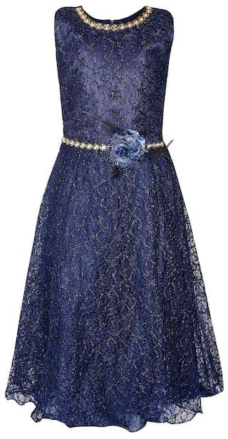 Arshia Fashions Girls Party Wear Frock Dress - GR262