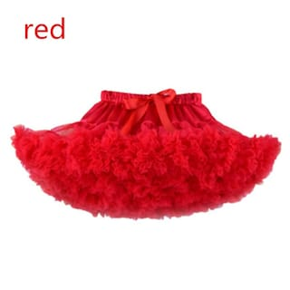 1777ce947 Buy Baby Girls Tutu Skirt Fluffy Children Ballet Kids Pettiskirt ...
