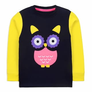 Cherry Crumble Sleepy Owl Sweatshirt