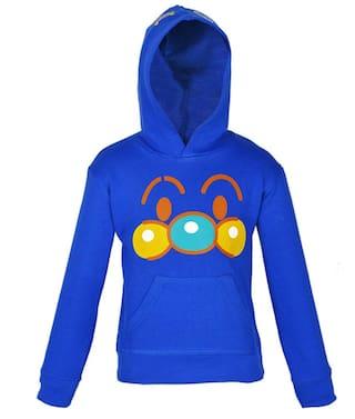 Gkidz Blue Hooded Sweatshirt
