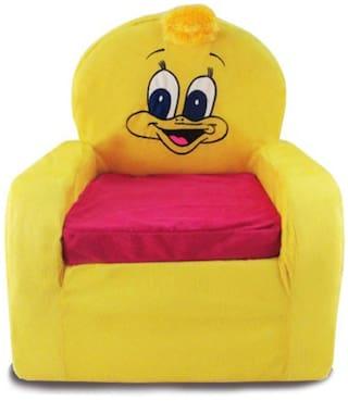 Tabby Toys Animal Theme Duck Kids Thermocol Sofa Foam Sofa