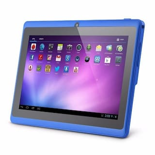 7 Android 4.4 HDMI Tablet PC Quad Core WiFi Bluetooth CAMERA 4G US Blue HOT