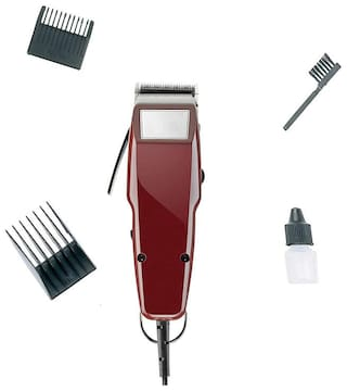 AZANIA FYC-1400 Hair Clipper For Men ( Red , Direct AC Powered )