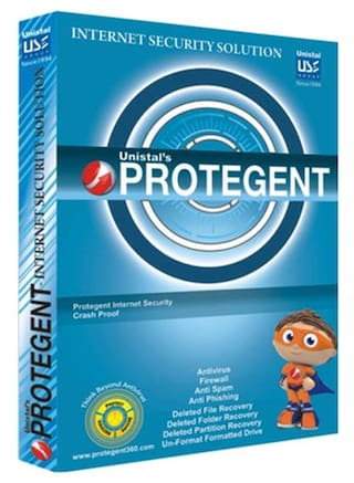 Protegent Internet Security (1 PC/1 Year)