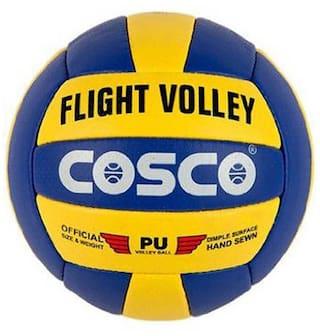 Cosco Flight Volley Volleyball -Multicolor