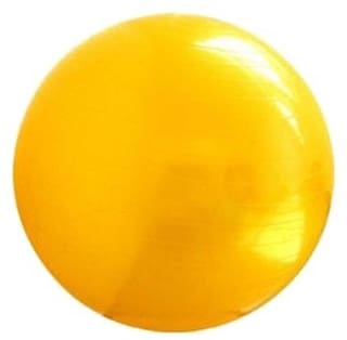 Cosco Gym Ball -Yellow