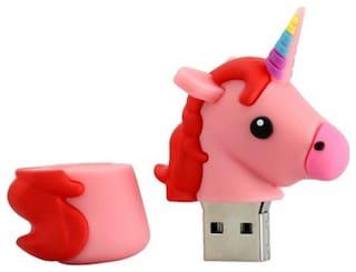 USB Flash Disk Pony Style(Pink) #TechShop