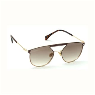I-GOG 17015-C2 Large 62mm Brown Shaded Round Sunglasses