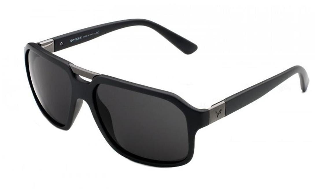 866fa2a5f49f1 Buy Vogue Unisex Black Rectangle Sunglasses VO2780-S-2023-87 Online ...
