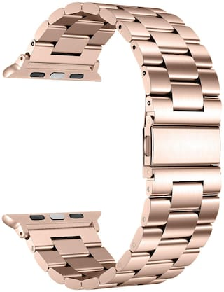 Stainless Steel Strap Bracelet Wrist Bands for iWatch Apple Watch Series 4 44mm