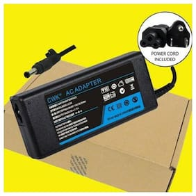 19V 3.16A AC Adapter Charger for SAMSUNG NP-QX411 QX411 RV510 RV511 Power Cord