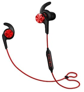 1MORE iBFree Bluetooth Earphone With Mic & Aptx 2017 Red
