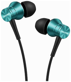 1MORE 1more piston fit blue In-ear Wired Headphone ( Blue )
