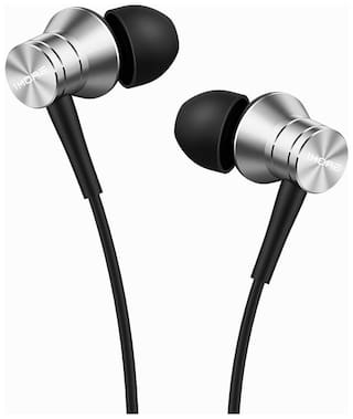 1MORE 1more piston fit silver In-ear Wired Headphone ( Silver )