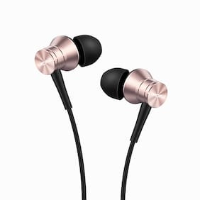 1MORE 1more Piston Fit Pink In-ear Wired Headphone ( Red )