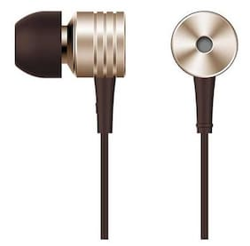 1MORE Piston Classic Earphones with MIC -Gold