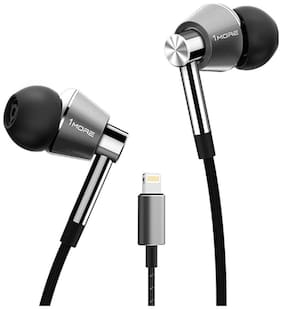 1MORE E1001-ltng-t In-ear Wired Headphone ( Silver )