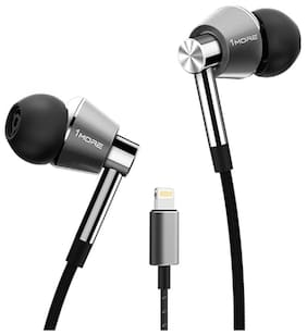 1MORE Triple Driver Lightning Earphone With Mic Silver
