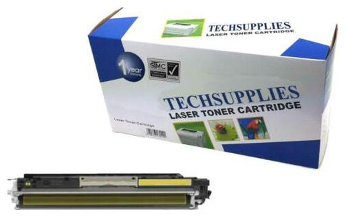 1pk CE312A Yellow Toner Cartridge for HP Color LaserJet Pro 100 M175a MFP M175nw