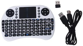 2.4GHz USB Wireless Handheld Touchpad Mini Keyboard for PC TV Box XBOX Sony PS3
