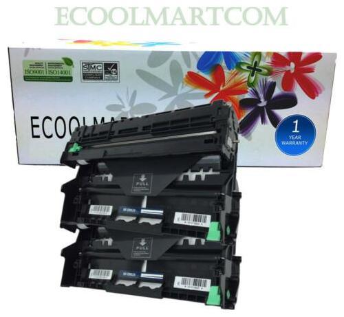 3 pk DR820 Drum Unit for Brother DCP-L5500DN DCP-L5600DN DCP-L5650DN Printer