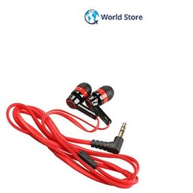 3.5Mm Earphone Candy Color Symmetric Compact Flat Cable