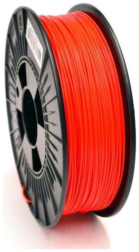 3 idea Technology ABS Red Filament   1.75mm Diameter   330 Mtr Length   1kg Spool  Printing Material for 3D Printer & 3D Pen