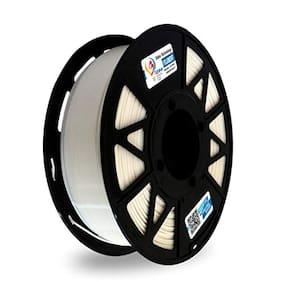 3 idea Technology ABS White Filament | 1.75mm Diameter | 330 Mtr Length | 1kg Spool |Printing Material for 3D Printer & 3D Pen