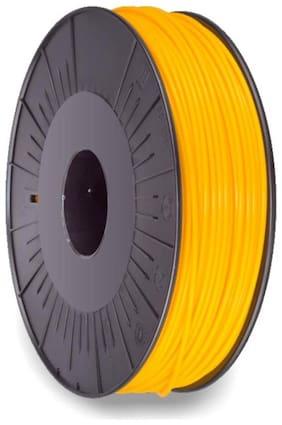 3 idea Technology ABS Yellow Filament   1.75mm Diameter   330 Mtr Length   1kg Spool  Printing Material for 3D Printer & 3D Pen