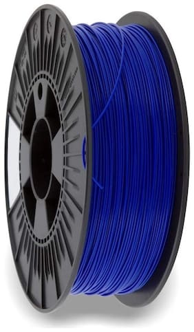 3 idea Technology PETG Solid Blue Filament | 1.75mm Diameter | 330 Mtr Length | 1kg Spool |Printing Material for 3D Printer & 3D Pen