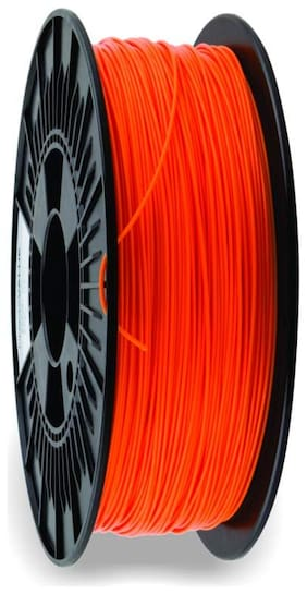 3 idea Technology ABS Orange Filament | 1.75mm Diameter | 330 Mtr Length | 1kg Spool |Printing Material for 3D Printer & 3D Pen