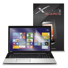 3-Pack HD XtremeGuard HI-DEF Screen Protector For Toshiba Satellite P50t 15.6""