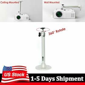 3KG Load Mini Bracket Stand for Mini DLP LCD Projector Camera Mounting Aluminium