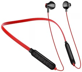 3SMART BT1 Neckband In-Ear Bluetooth Headset ( Red )