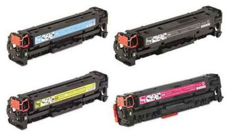 4PK Color Toner Set CC530A CC531A CC532A CC533A For HP LaserJet CM2320 CP2025 GQ