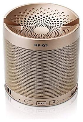 4UONLY Q3 Bluetooth Portable speaker ( Assorted )