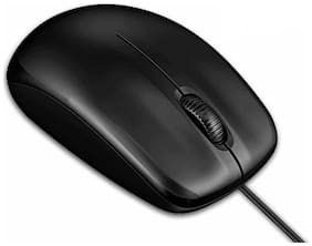 ABRONIX Wired Mouse ( Black )