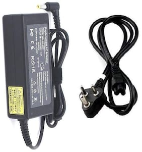 Laplogix Acer Aspire 4310 Laptop Charger 19V 3.42A 65W Adapter With Power Cord Cable