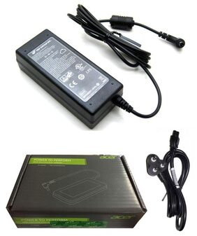 Acer Oriiginal Laptop Charger For Aspire 7520 65 W