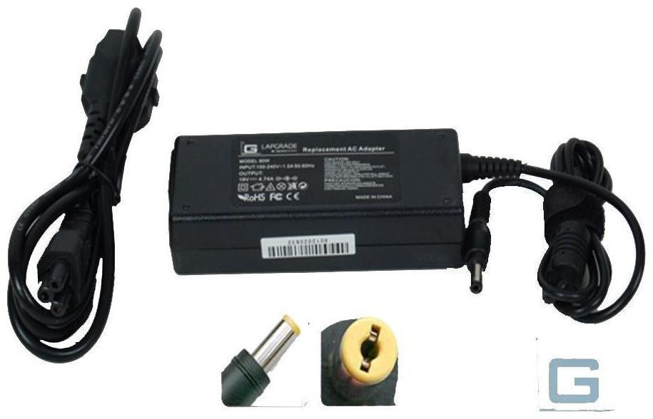 Acer Travelmate 8372G 65 W Adaptor   Lapgrade