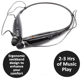 Acid eye HBS-730-BLACK In-Ear Bluetooth Headset ( Black )
