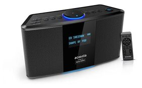 Acoosta Bluetooth Speaker ( Black )