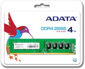 Adata 4 gb Ddr4 RAM for Pc